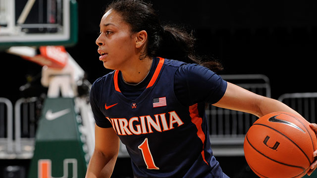 Boston College vs. Virginia (Opening Round - Outermarket): ACC Women's Basketball Tournament