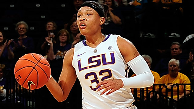 Auburn vs. #22 LSU (First Round - Outermarket): SEC Women's Basketball Tournament