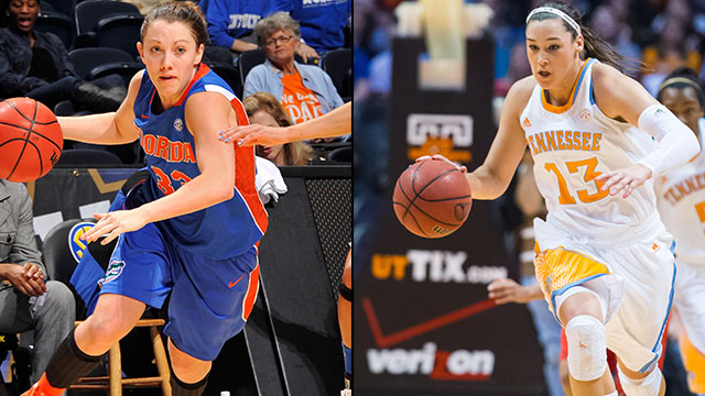 Florida vs. #9 Tennessee (Quarterfinal #1 - Outermarket): SEC Women's Basketball Tournament