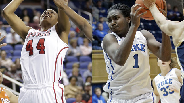 North Carolina State vs. #6 Duke (Quarterfinal #2 - Outermarket): ACC Women's Basketball Tournament