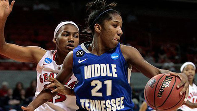 Florida International vs. Middle Tennessee State (Semifinal #1 - Outermarket): Sun Belt Women's Basketball Championship