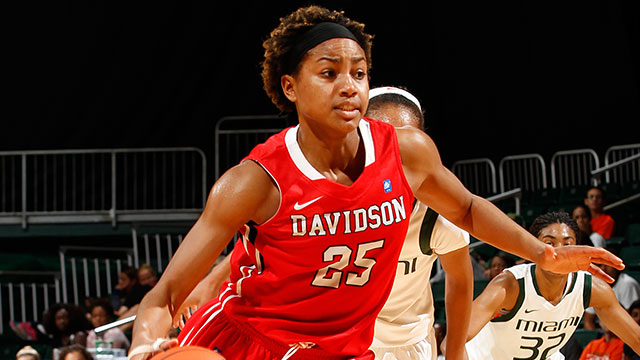 Elon vs. Davidson (Exclusive Semifinal #2): SOCON Women's Basketball Championship