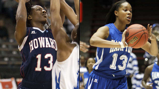 Howard vs. Hampton (Championship): MEAC Women's Basketball Tournament