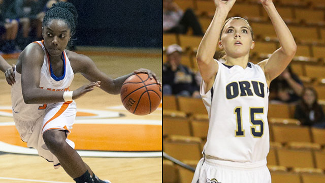 Sam Houston State vs. Oral Roberts (Exclusive Championship): Southland Women's Basketball Tournament