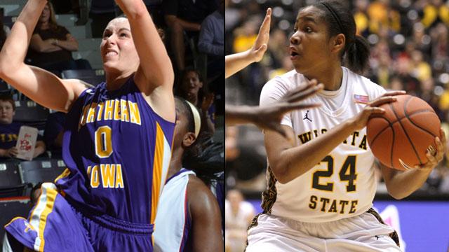 Northern Iowa vs. Wichita State (Semifinal #1): MVC Women's Basketball Tournament