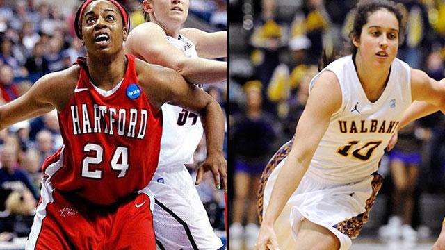 Hartford vs. Albany (Championship): America East Women's Basketball Championship