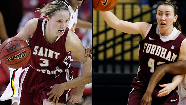 St. Joseph's vs. Fordham (Championship) Atlantic 10 Women's Basketball Championship