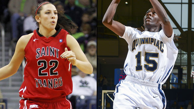 St. Francis (PA) vs. Quinnipiac (Championship): NEC Women's Basketball Tournament
