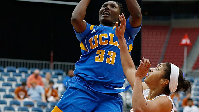 Stetson vs. UCLA (First Round): 2013 NCAA Women's Basketball Championship