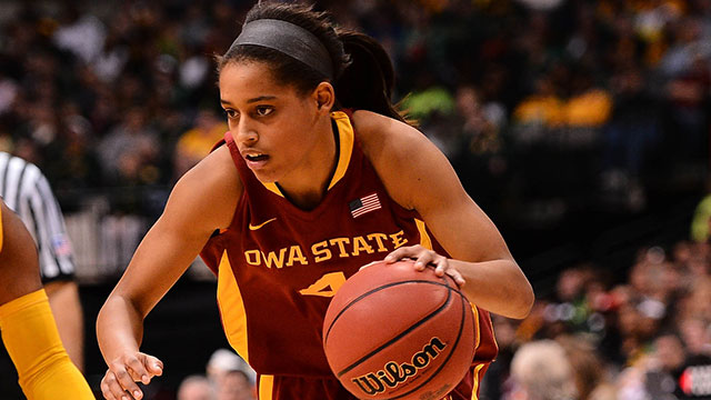 #12 Gonzaga vs. #5 Iowa State (First Round): 2013 NCAA Women's Basketball Championship