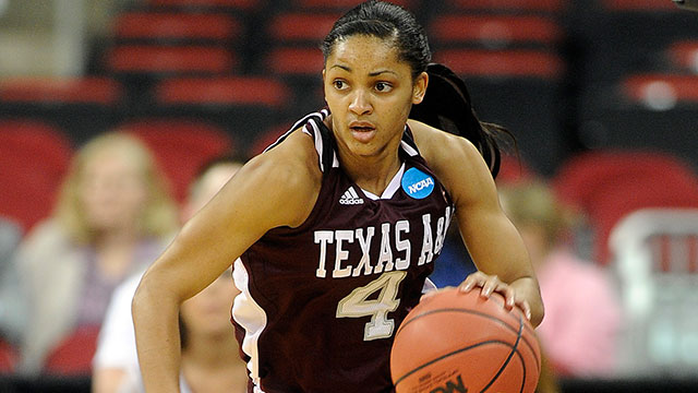 #14 Wichita State vs. #3 Texas A&M (First Round): 2013 NCAA Women's Basketball Championship
