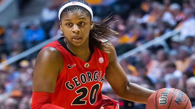 #13 Montana vs. #4 Georgia (First Round): 2013 NCAA Women's Basketball Championship