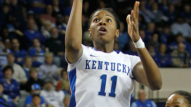 #15 Navy vs. #2 Kentucky (First Round): 2013 NCAA Women's Basketball Championship