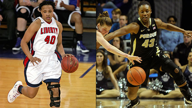 #13 Liberty vs. #4 Purdue (First Round): 2013 NCAA Women's Basketball Championship
