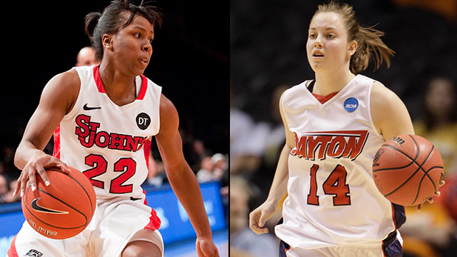 #10 St. John's vs. #7 Dayton (First Round): 2013 NCAA Women's Basketball Championship