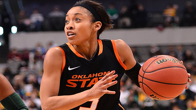 #10 DePaul vs. #7 Oklahoma State (First Round): 2013 NCAA Women's Basketball Championship