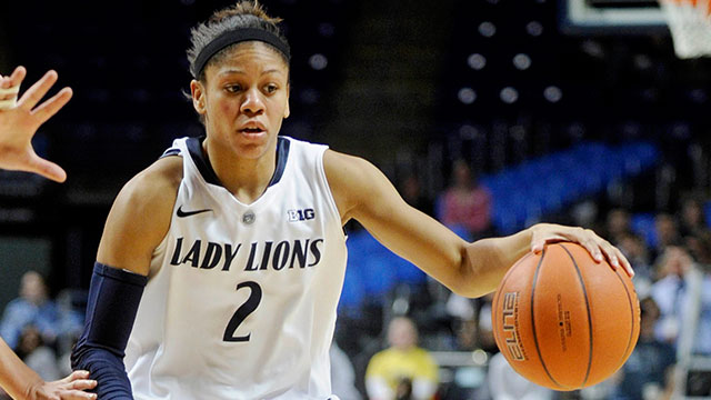 #14 Cal Poly vs. #3 Penn State (First Round): 2013 NCAA Women's Basketball Championship