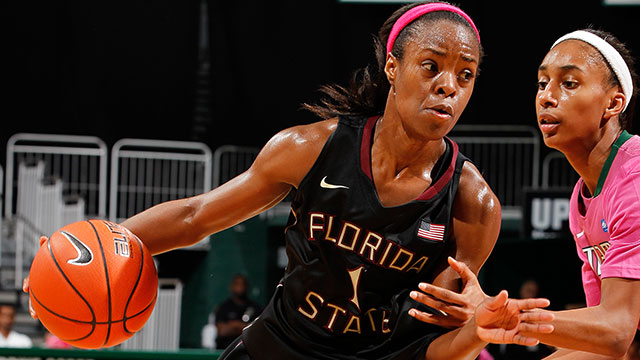 #9 Princeton vs. #8 Florida State (First Round): 2013 NCAA Women's Basketball Championship