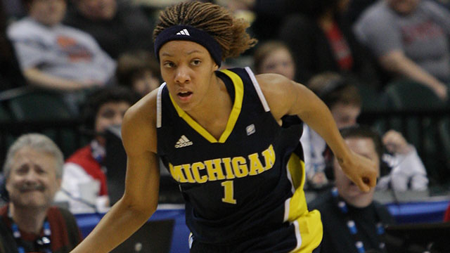 #9 Villanova vs. #8 Michigan (First Round): 2013 NCAA Women's Basketball Championship
