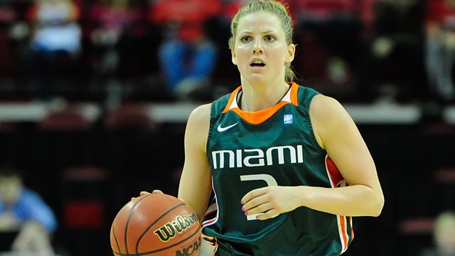 #9 Iowa vs. #8 Miami (FL) (First Round): 2013 NCAA Women's Basketball Championship