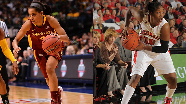#5 Iowa State vs. #4 Georgia (Second Round): 2013 NCAA Women's Basketball Championship
