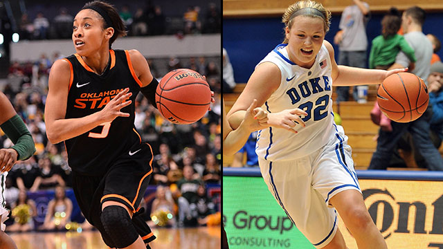 #7 Oklahoma State vs. #2 Duke (Second Round): 2013 NCAA Women's Basketball Championship