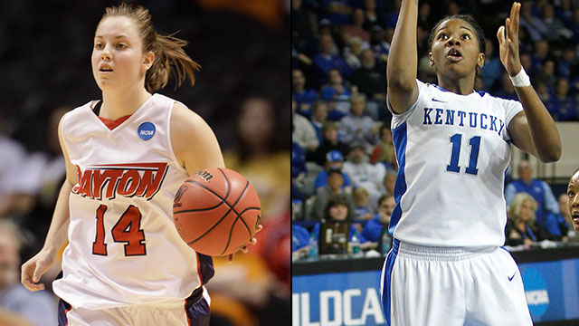 #7 Dayton vs. #2 Kentucky (Second Round): 2013 NCAA Women's Basketball Championship