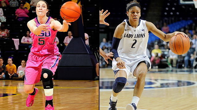#6 LSU vs. #3 Penn State (Second Round): 2013 NCAA Women's Basketball Championship