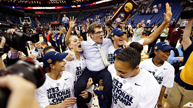 2013 UConn Women's National Championship Celebration