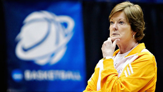One on One: Pat Summitt