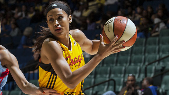 Washington Mystics vs. Tulsa Shock