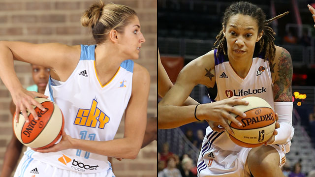 Chicago Sky vs. Phoenix Mercury