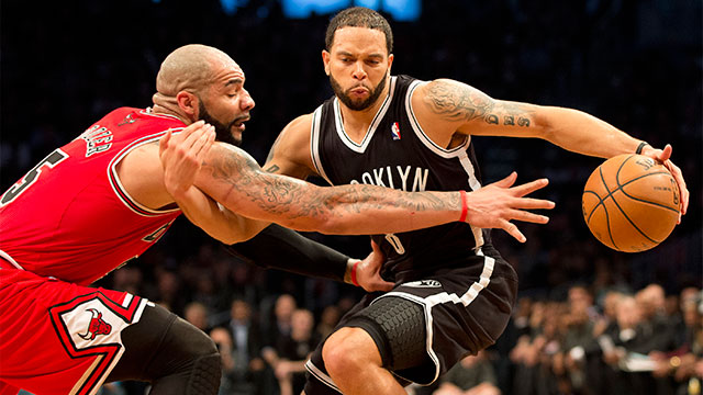 Chicago Bulls vs. Brooklyn Nets (First Round, Game 1) (re-air)