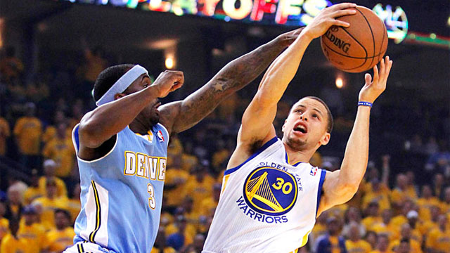 Denver Nuggets vs. Golden State Warriors (First Round, Game 3)