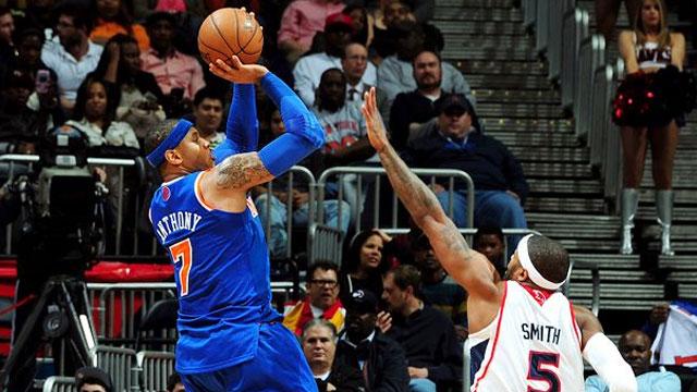 New York Knicks vs. Atlanta Hawks (re-air)