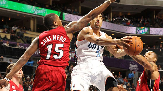 Miami Heat vs. Charlotte Bobcats (re-air)