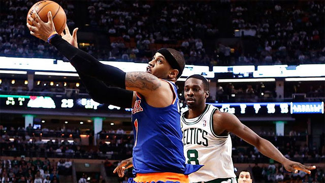 New York Knicks vs. Boston Celtics (First Round, Game 3)