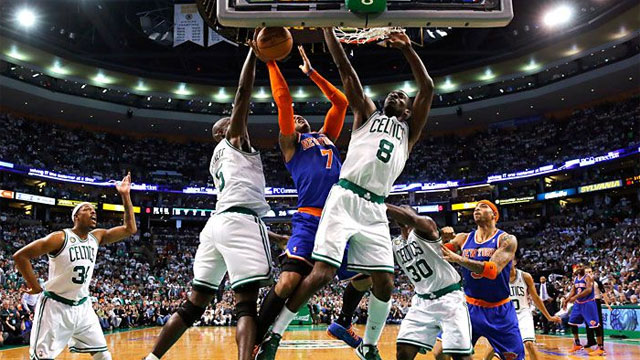 New York Knicks vs. Boston Celtics (First Round, Game 6)