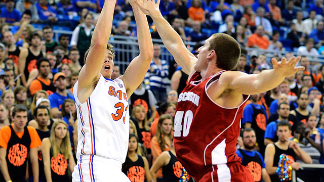 #22 Wisconsin vs. #10 Florida