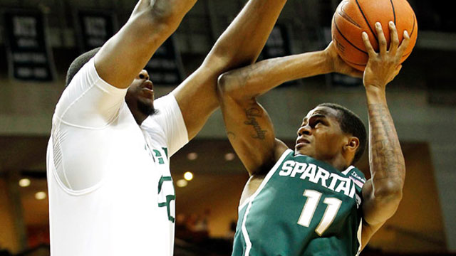 #13 Michigan State vs. Miami (FL): ACC/Big Ten Challenge