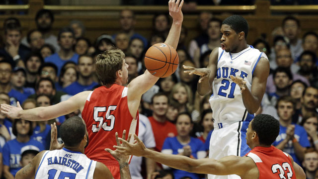 Cornell vs. #1 Duke: Holiday Hoops