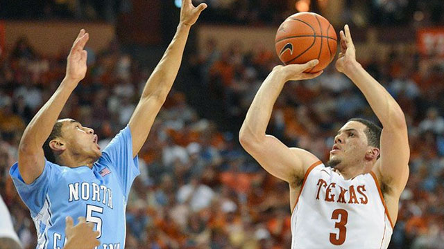 #23 North Carolina vs. Texas: Holiday Hoops