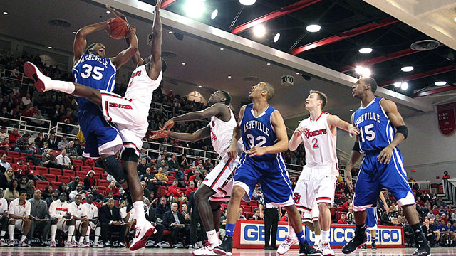 UNC Asheville vs. St. John's (Exclusive)