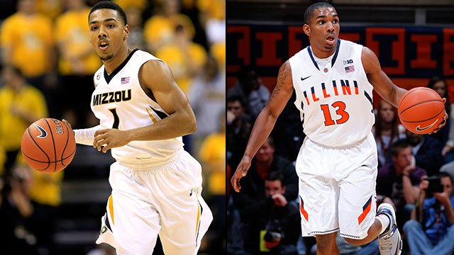 #12 Missouri vs. #10 Illinois: Bud Light Braggin' Rights