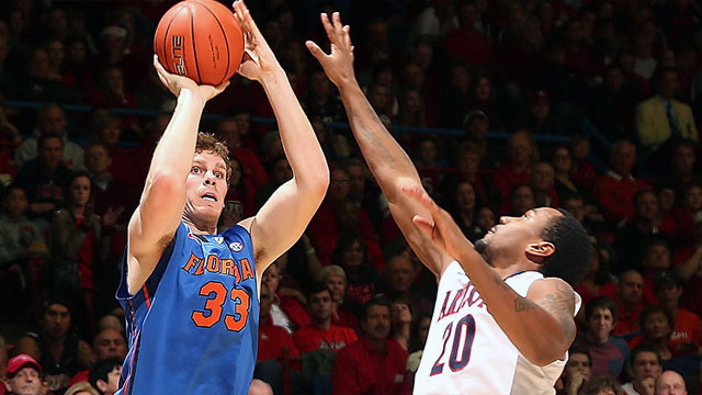 #5 Florida vs. #8 Arizona: Holiday Hoops