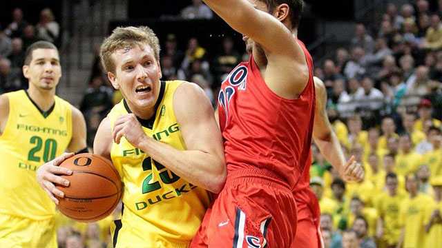 #4 Arizona vs. Oregon