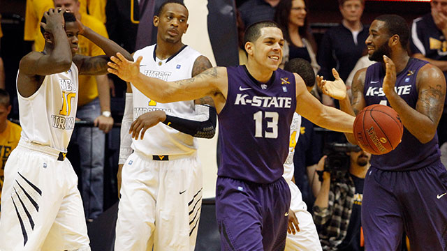 #18 Kansas State vs. West Virginia