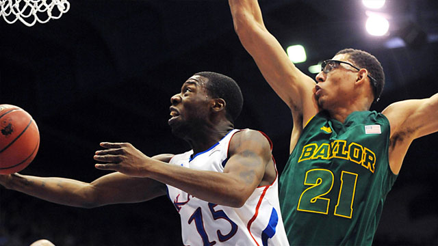 Baylor vs. #4 Kansas