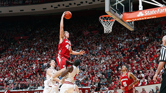 Wisconsin vs. #2 Indiana