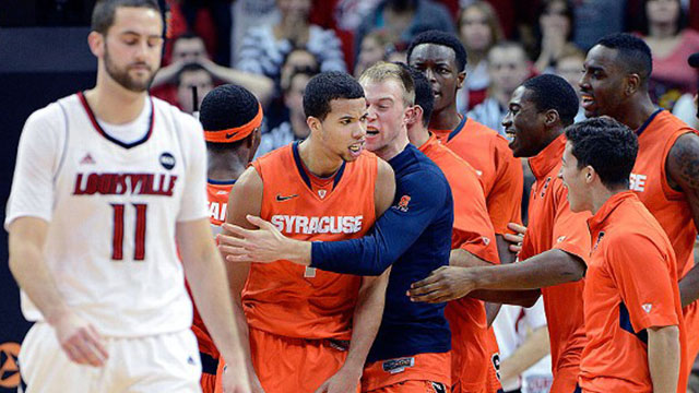 #6 Syracuse vs. #1 Louisville: Journey To The Tourney